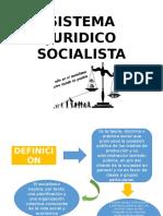 Sistema Juridico Socialista