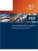 HVAC Handbook Commissioning Guideline
