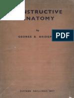George Bridgman ConstructiConstructive anatomyve Anatomy