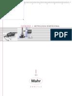Catalogo Completo Mahr