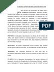 Acuerdo de Regulación de Relaciones Mutuas Juan Carlos Alarcon