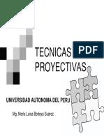 Tecnicas Proyectivas, Psicoanalisis de Freud