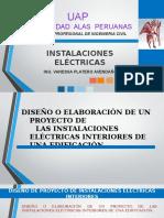 Proyecto de Inst. Electricas