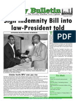 Friday Bulletin 375
