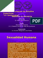 Sexualidad Desde El Punto de Vista Personal