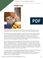 Cartamaior.com.Br DetalheImprimir Lula Enigma