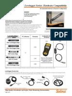 Conductivity sensor 3001 Compatibility
