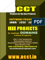 Final Year Projects, Java Projects - IEEE Transactions on Information SECURITY
