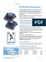 W40 3100 3200 measurement Conductivity Systems