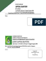 Koordinator Daerah Gapura Banten