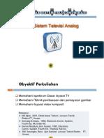 9. Sistem Televisi Analog 2016