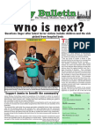 Friday Bulletin 382