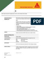 Aditivo Acelerante Fraguado Concreto Mortero Lanzado Sigunit l50 Afx