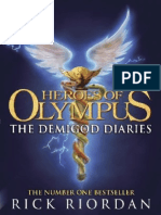 Monsters demigods and percy pdf jackson