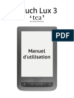 Manuel d'Utilisation TEA