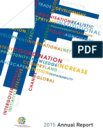 Global Donor Platform for Rural Development Annual Report 2015