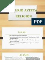 Imperio Azteca Religion