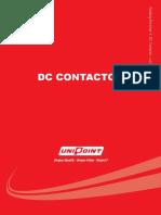 DC Contactor Catalogue