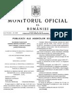 Monitorul Oficial - Partea a IV-A - Nr. 3235 Din 25.08.2011