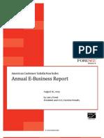 ACSI E-Business Report Aug09