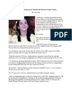 Kris Aquino Will Give Up Her Showbiz Talk Shows for Brother Noynoy