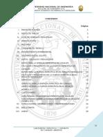 Informe Labo 2 de Fluidos 2 fic uni      BY   R. MELGAREJO Y J.RIVERA 20130066F