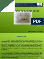 Ppt Instrumento de Bobina Movil 151030002633 Lva1 App6892