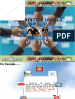 Prezentare Distributie Locala 2006 2014