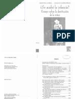 SE ACABO LA INFANCIA.pdf