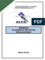 FILOSOFIA E POLÍTICAS EDUCACIONAIS.pdf