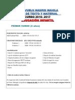 Libros de Texto 16-17 Inf