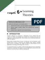 teori pembelajaran