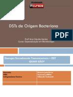 DSTs de Origem Bacteriana