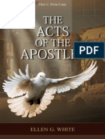 The Acts of the Apostles White Ellen Gould