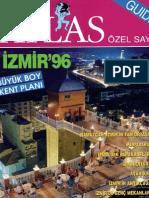 Atlas Dergisi İzmir Özel Sayısı 1996