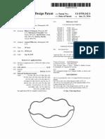 Tortilla Bowl Full Patent
