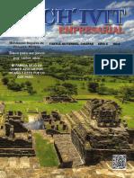 Revista Ch´ivit Empresarial mayo 2016