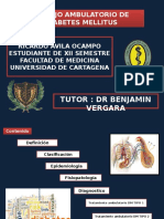 Diabetes Mellitus, Manejo Ambulatorio