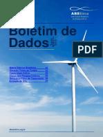 Boletim de Dados ABEEolica Janeiro 2015 Publico