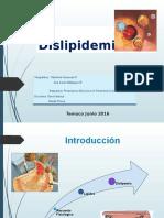 Ppt dislipidemia