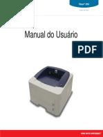 Manual de impressora