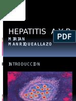 Presentación Hepatitis a y b