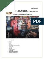 Brumario Nº 2 Mayo 2010
