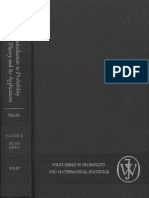 An Introduction to Probability Theory and Its Applications II