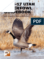 2016-17 Utah Waterfowl Guidebook