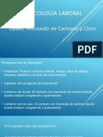 Power TP Toxicología (Gases)