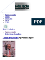 Ibsen Pinheiro Vozes Do Rádio - Famecos