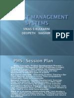 Project Management Ppt by Vikas s Kulkarni