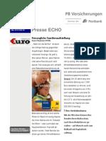 Presse Echo 20 b