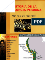 CAP 1.2 Historia de La Metalurgia Peruana